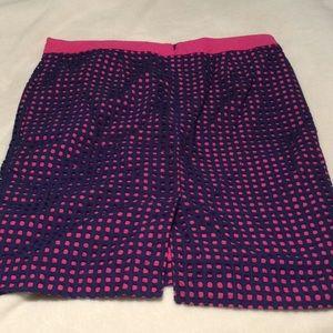 Talbots Skirts - Talbots Pink & Blue Skirt